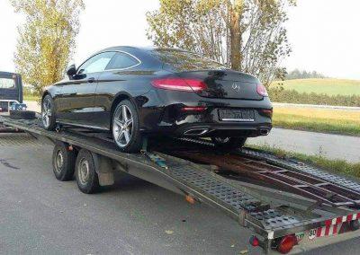 превоз на коли от Германия